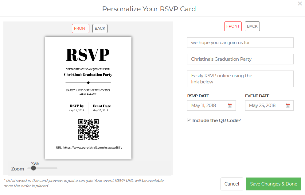 how does rsvp dating site work